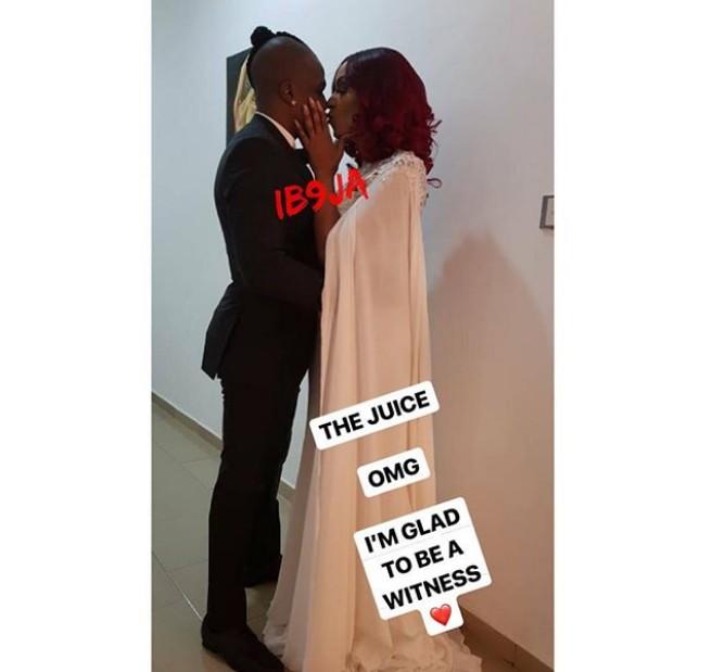 Juliet Ibrahim & Boo, Iceberg Slim Debunk Court Wedding Rumors