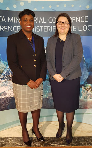 Sint Maarten sets tone in OCT Ministerial Meeting & Carol Voges relected as President OCTA Executive Committee.